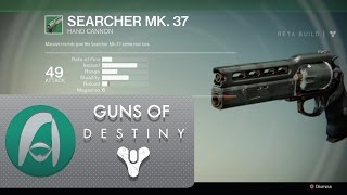 Weapons in Destiny - WD Games