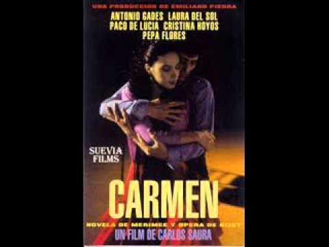 Carmen, Bulerias (Seguidillas) soundtrack  Carlos Saura.