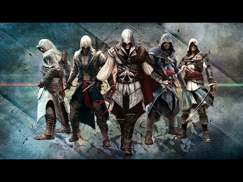 Assassins Creed Montage - Can't Hold Us video