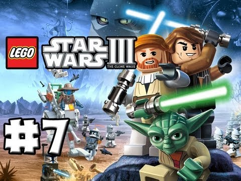 LEGO Star Wars 3 - The Clone Wars - Episode 07 - Shadow of Malevolence (HD)