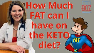 ???? Live with Dr Boz: How much Fat on a KETO?