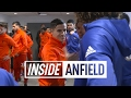 Inside Anfield: Liverpool v Chelsea | Tunnel Cam