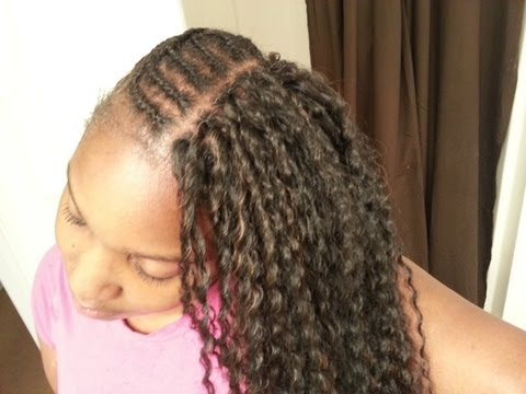 Crochet Hair Extensions Tutorial : Crochet Braids- Detailed How To
