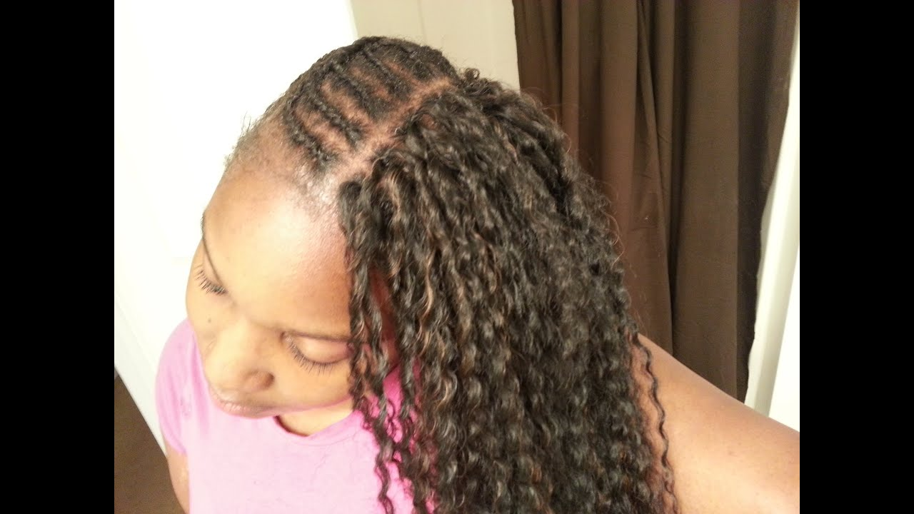 Crochet Braids Step By Step : Crochet braids tutorial