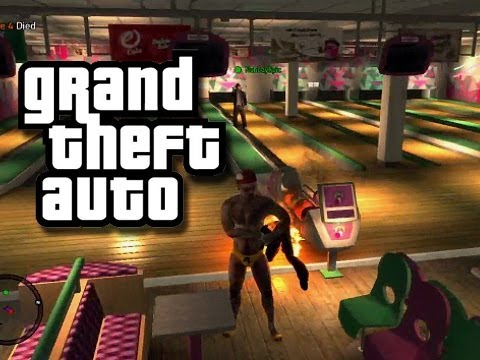GTA Funny Moments and Stuff 8 (I Can't Wait for GTA 5!)