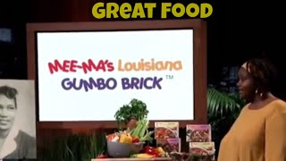 Shark Tank || Homeless woman Pitches Brick Gumbo