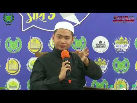 """Dr. Kamilin, Us. Nazim & Dr. Muhammad Irwan.  PS5.""""Konsep Kerohanian Dalam Al Qur'an Dan As Sunnah""""."""