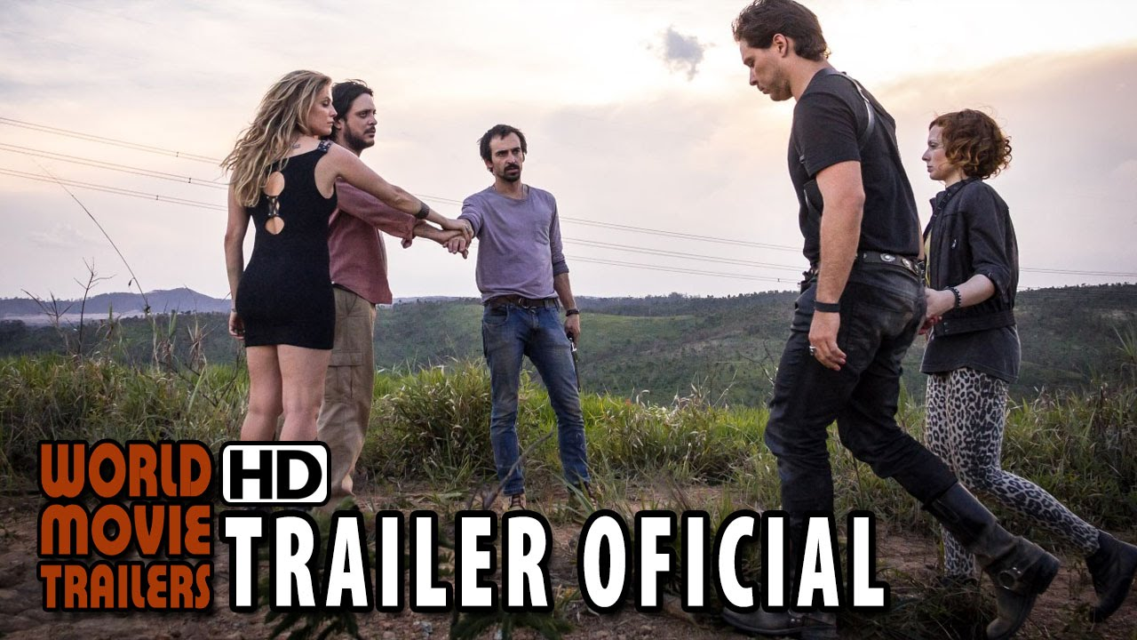ENTRANDO NUMA ROUBADA Trailer Oficial #2 (2015) - Deborah Secco, Bruno Torres HD