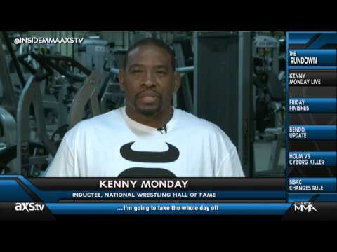 Blackzilans Coach Kenny Monday Predicts on the Future of Olympic Wrestling