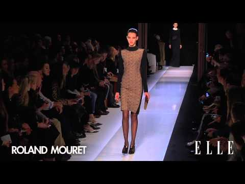 ROLAND MOURET FW 2013-14 collection