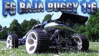 FG Baja 1:6 Buggy Tuning (heute gehts raus) [Umfrage: Was & Wieviel kostet Euer Hobby?]