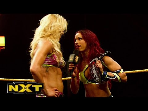 Sasha Banks defends the NXT Women's Championship against Charlotte tonight on WWE NXT