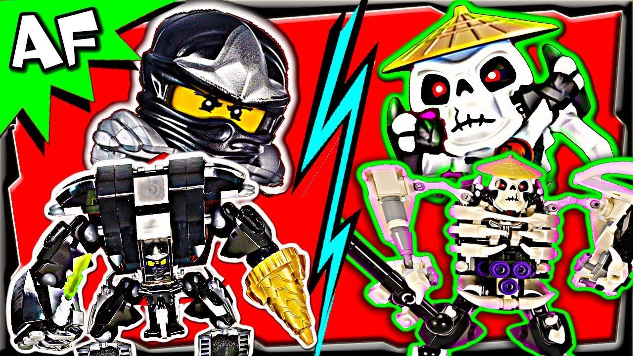 Lego Mech Suit Ninjago Lego Ninjago Mech Battle
