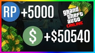 GTA 5 Online: INSANE UNLIMITED MONEY & RP! Solo Fast Easy Money Method Not Money Glitch PS4/Xbox One