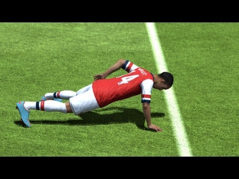 FIFA 13 All 15 Unlockable Celebrations Tutorial including