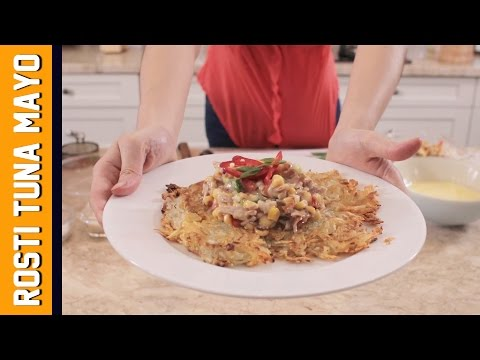 Tuna Rosti Mayo | Cook Tube with Gladys