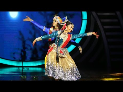 D3 D 4 Dance I Ann Mary & Vineesh - Narumugaye I Mazhavil Manorama