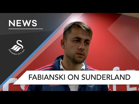 Swans TV - Reaction: Fabianski on Sunderland