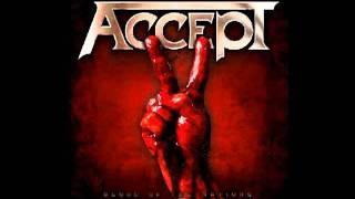 Watch Accept Beat The Bastards video