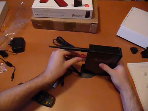 Xtreamer Unboxing!!