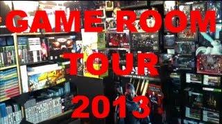 EPIC GAME ROOM TOUR!!! | Scottsquatch