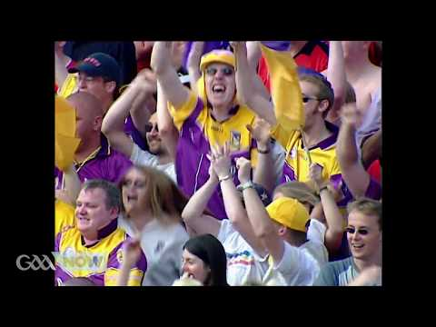 GAANOW Rewind: Rory McCarthy Wexford last minute goal v Cork in 2003 All-Ireland SHC Semi-Final
