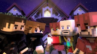 "♪ ""We Are The Night"" - A Minecraft Music Video/Song ♪"