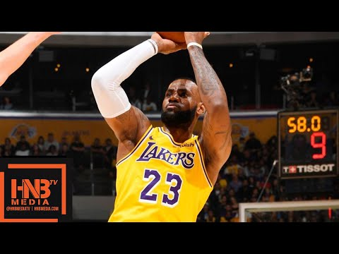 Los Angeles Lakers vs Denver Nuggets Full Game Highlights | 10.25.2018, NBA Season