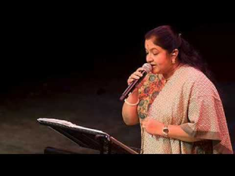 Athramel Ennum Nilavine Snehicha By Chitra video