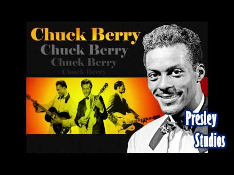 Chuck Berry and Elvis Presley  Johnny B Goode HD