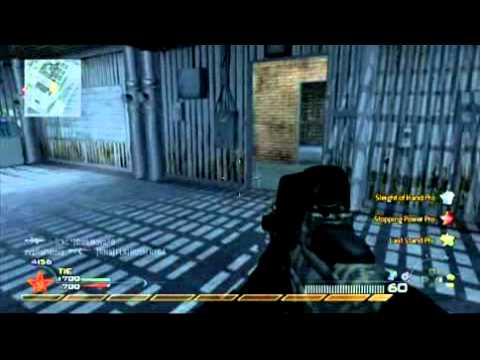 Test Video for MW2 - FFA on Storm
