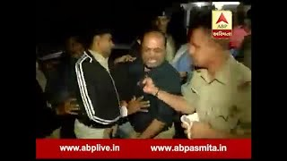 Clash Between PAAS Workers And Police At Bharat Sinh's Home, Watch Video