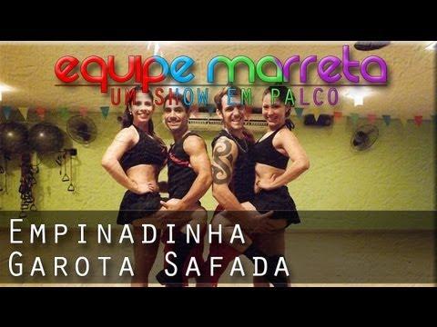 Empinadinha - Garota Safada (Wesley Safadão & Léo Santana) | Coreografia Professor Jefin