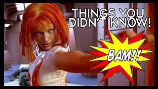 9 Things You Didn't Know About The 5th Element!