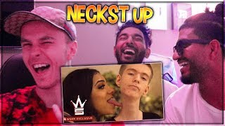 Reaction to NECKST UP (Daddy Long Neck & Wide Neck)
