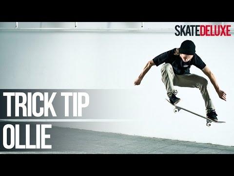 Ollie | Skateboard Trick Tip | Français/French | skatedeluxe
