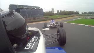 Michai Stephens | Brands Hatch - Formula Ford Festival | Qualifying 1 Incident