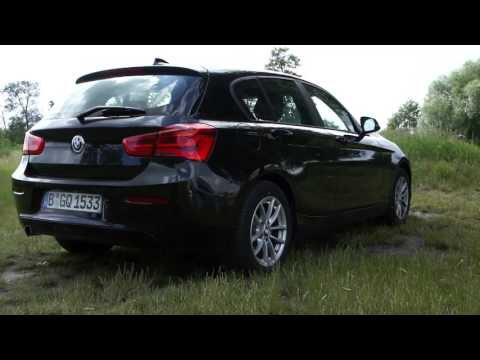 BMW 116i - 2016 - Test German Autobahn Drive Acceleration.Engine and In Depth Tour