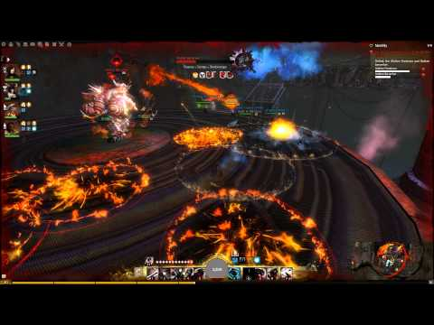 Guild Wars 2 - Molten Weapons Facility - Final Boss Fight