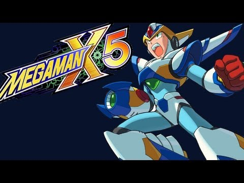 Megaman X5 Falcon Armor Parts