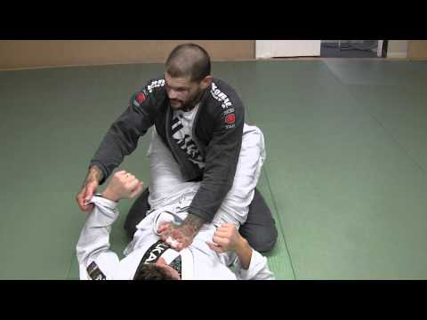 Daily BJJ: Closed Guard Smash Pass Image 1