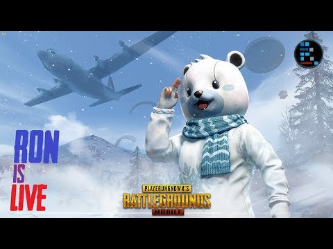 PUBG MOBILE LIVE | ROAD TO 1 MILLION SUBS