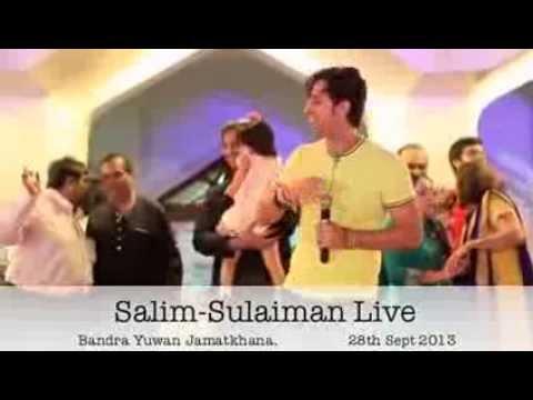 Salim Sulaiman Live at Bandra Yuwan - Shukran Allah