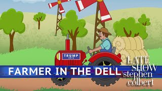 Trump Tariffs Call For An Update To Mother Goose