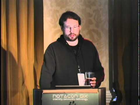 NOTACON 6: Hacking and Amateur Radio--Consumer Telecommunications is for Noobs