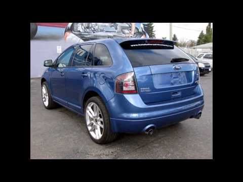 Used 2010 Ford Edge Sport AWD For Sale