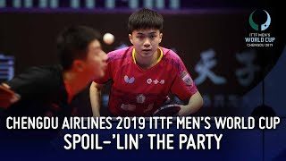 "Spoil-""Lin"" the Party 