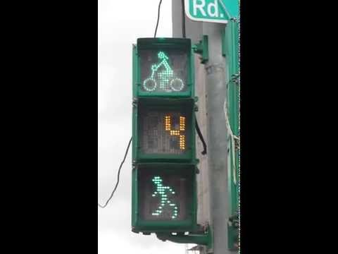 Traffic Signal in Taipei