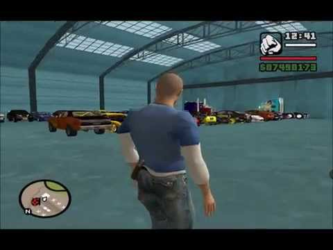 VIN DIESEL SKIN FAST & FURIOUS 5 GTA SAN ANDREAS TUNING CARS FULL HD 1080p BY OLIVEIRA Music Videos