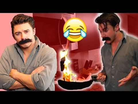 WORLD'S WORST CHEF (HILARIOUS BLOOPERS)